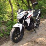 Обзор Honda CBF 500 — дорожный байк весьма среднего уровня