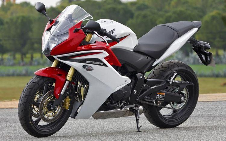 Обзор Honda CBR 600 F