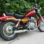 Мотоцикл Honda CMX 250 Rebel - учебный байк для новичков
