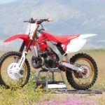 Мотоцикл Хонда СР 250