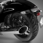 Honda F6C Valkyrie - мощный пауэр круизер