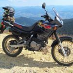 Мотоцикл Honda NX 650 Dominator