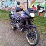 Мотоцикл Honda NX 650 Dominator - достойный туристический эндуро