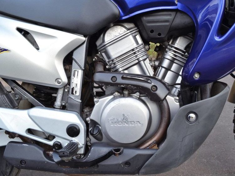 Обзор Honda XL 650 V Transalp