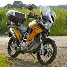 Мотоцикл Honda XL 700 V Transalp — последний из легендарной серии