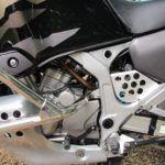 Мотоцикл Honda XRV 750 Africa Twin - легендарный туристический эндуро