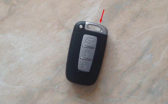 Ключ Хендай Солярис