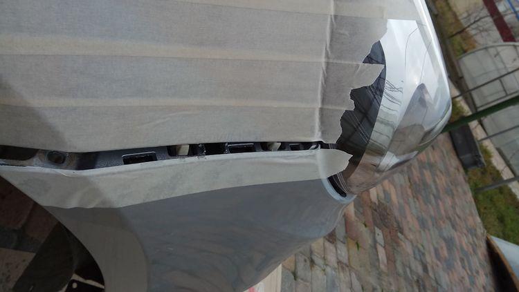 Как снять и поставить задние и передние фары на Киа Рио