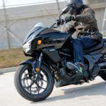 Мотоцикл Honda CTX700