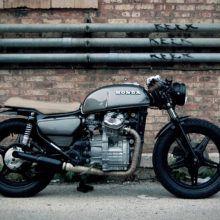 Мотоцикл Хонда СХ 500
