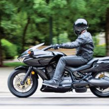 Обзор Honda DN-01