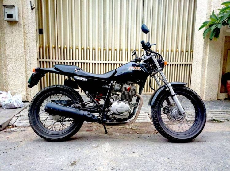 Мотоцикл Honda FTR 223