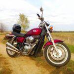 Мотоцикл Хонда VRX 400 Roadster