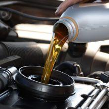Как поменять масло Киа Рио