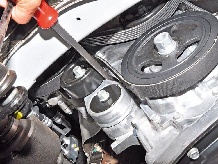 Ремонт генератора kia (spectra, rio и sportage): как снять, замена и натяжка ремня