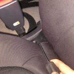 Как снять сидения и надеть чехлы на Киа Рио?