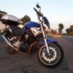 Мотоцикл Yamaha BT 1100 Bulldog