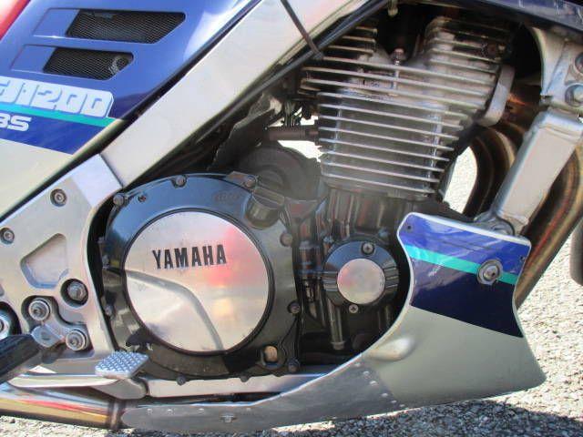 Мотоцикл Yamaha FJ 1200