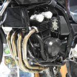 Обзор Yamaha FZ 400
