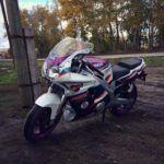Мотоцикл Yamaha FZR 600