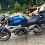 Мотоцикл Yamaha FZX 250 Zeal
