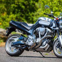 Обзор Yamaha MT-01