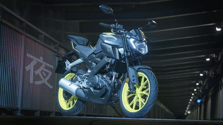Мотоцикл Yamaha MT-125