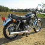 Обзор Yamaha SR500