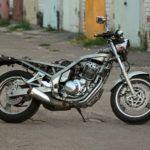 Мотоцикл Yamaha SRX 600