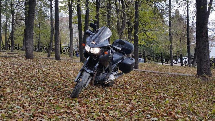 Мотоцикл Yamaha TDM 900