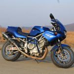 Мотоцикл Yamaha TRX 850