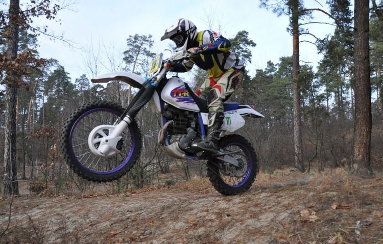 Мотоцикл Yamaha TTR 250
