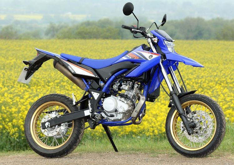 Обзор Yamaha WR 125