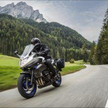 Обзор Yamaha XJ6 Diversion