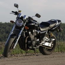 Мотоцикл Yamaha XJR 1200