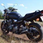 Мотоцикл Yamaha XJR 1300