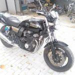 Обзор Yamaha XJR 400