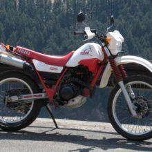 Обзор мотоцикла Yamaha XT 225 Serow
