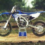 Мотоцикл Yamaha YZ 125 F
