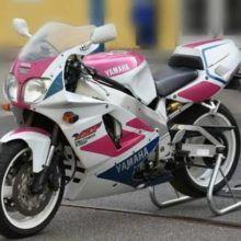 Обзор Yamaha YZF 750