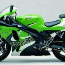 Kawasaki ZX-10R — спортивный и стильный мотоцикл