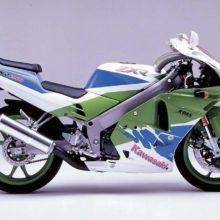 Kawasaki ZXR 250 — спортивный и яркий байк из прошлого столетия