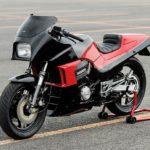 Мотоцикл Kawasaki GPZ 900 это спортивно — туристический байк