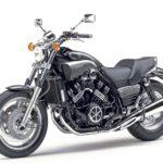 Yamaha V-Max 1200 — тяжелый пауэр-круизер