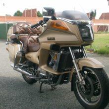 Yamaha Venture Royale (XVZ12/XVZ13) — это габаритный и удобный люкс-турер