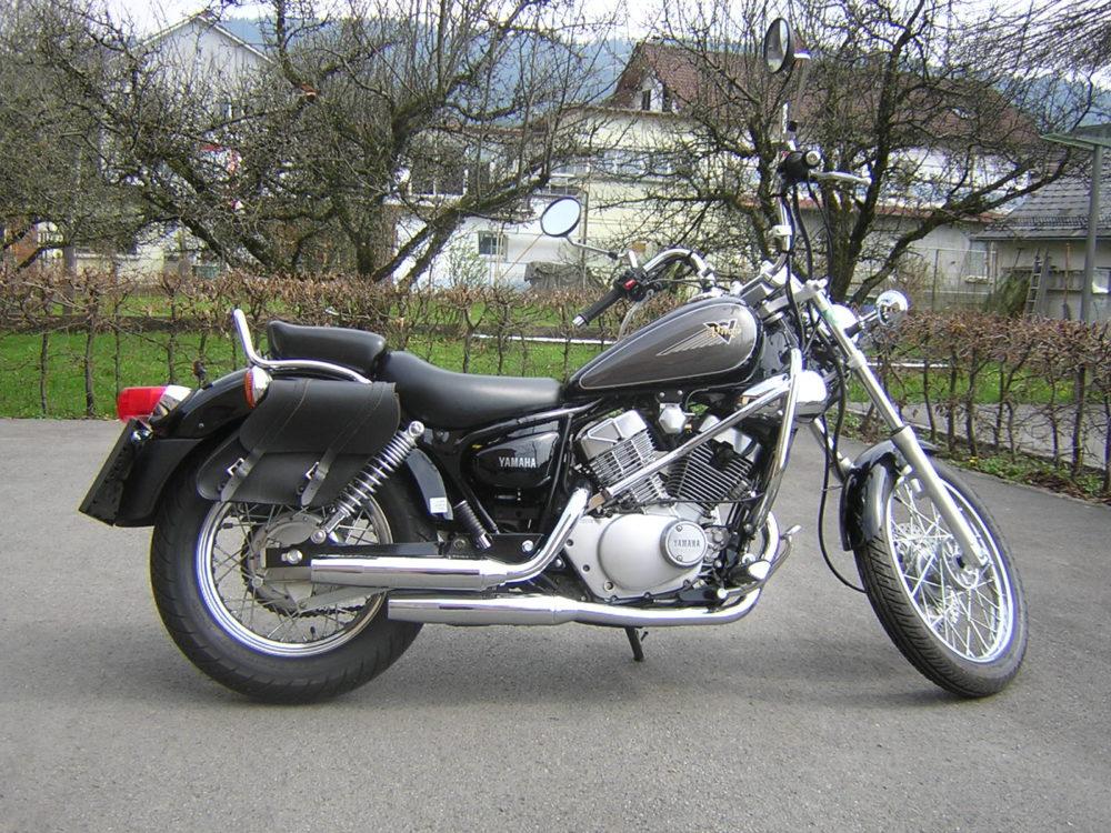 Картинки по запросу Yamaha XV 125 Virago