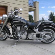 Yamaha XV 1600 Road Star (Wild Star) — современный мотоцикл