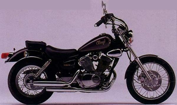 Картинки по запросу Yamaha XV 250 Virago