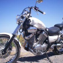 Yamaha XV 400 Virago — Это малокубатурный круизер на старый манер