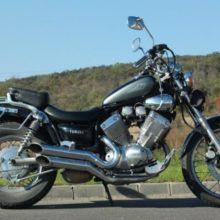 Yamaha XV 535 Virago — раритетный круизер, средний представитель класса